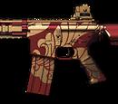 M4 CQB Scarlet Dragon