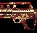 Jackhammer Scarlet Dragon