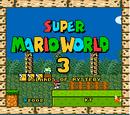 Super Mario World 3: Islands Of Mystery