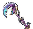 Kronos' Curved Scythe (Gear)
