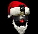 Christmas Helmet