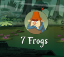 7 Frogs