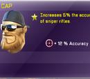 D.M. Cap