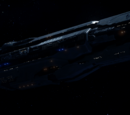 Infinity Class Super Carriers