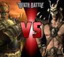 Shao Kahn vs. Ganondorf