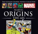 Official Marvel Graphic Novel Collection Vol 1 Classic I