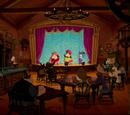 The Saloon Dance