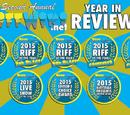 RiffWiki.net 2015 Year in Review