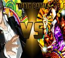 Yu Narukami VS Jotaro Kujo