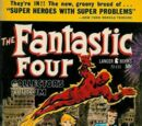 Lancer Books Collector's Album Vol 1 Fantastic Four 1