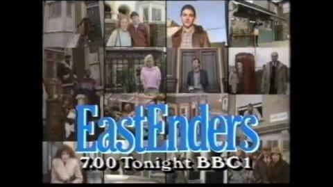 19 February 1985 BBC1 - final EastEnders trail