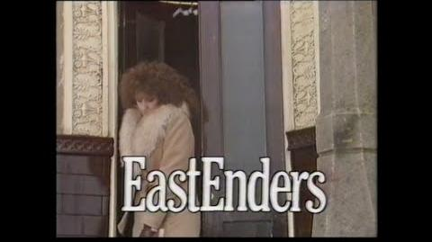 19 January 1985 BBC1 - One By One & EastEnders teaser