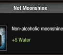 Not Moonshine