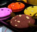 Cookies da Equipe Sonic