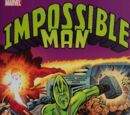 Impossible Man TPB Vol 1 1