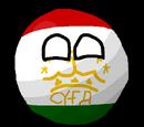 Regionballs of Tajikistanball