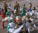 Lego Power Rangers 4: The Saban Brands Era!