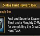 Z-Mas Hunt Reward Box