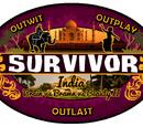 Survivor ORG 18: India
