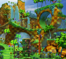 Green Hill (Sonic Generations)/Gallery