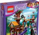 Adventure Camp Tree House (41122)