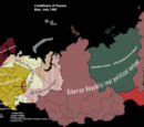 A Overview of Hostilities in the former Russian Empire