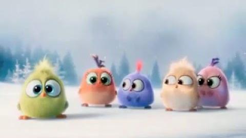 Español Latino Angry Birds La Película - ¡Felices Fiestas!