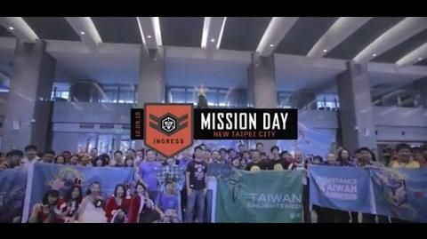 2015 12 05 Ingress Mission Day in New Taipei City