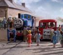 Bertie, der Bus