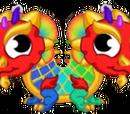 Double Rainbow Dragon