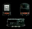 Diesel/Behind the Scenes