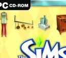 The Sims 2: Kyökki & Kylppäri - Sisustajan Kamasetti