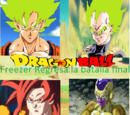 Dragon Ball Z Future El Regreso de Freezer la Batalla Final