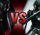 Darth Vader vs. Raiden