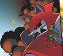 Titan Metal Sonic (rebuilt model)