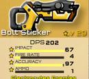 Bolt Sticker