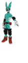 Izuku Midoriya First Hero Costume Full Body Anime.png