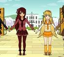 FanTheFangirl/Kisekae Characters