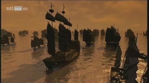 Doku Chinas Drachenflotte - Die Expeditionen von Admiral Zheng He (HD)