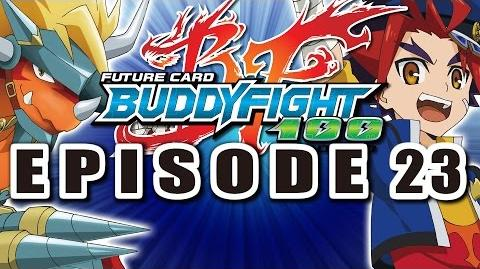 H Episode 23: A Battle of Heroes!