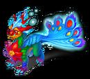 Christmas Star Dragon