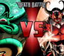 Shuma-Gorath vs. Trigon