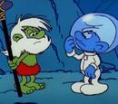 O Astro Smurf