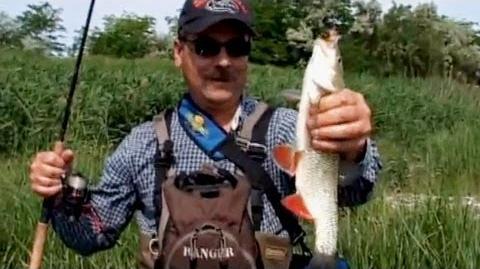 Про Риболовлю Всерйоз - Випуск 04 - Ловля голавля на малих річках