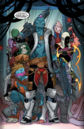 Yondu Udonta and the Ravagers (Earth-616) from Star-Lord Vol 1 2 0001.png