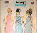 Le Roy Weldons 8670