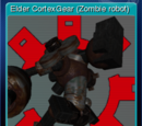 CortexGear:AngryDroids - Elder CortexGear (Zombie robot)