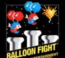 Balloon Fight universe