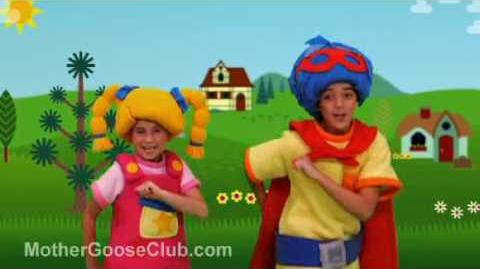 Rig a Jig Jig - Mother Goose Club Songs for Children