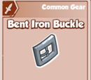 Bent Iron Buckle